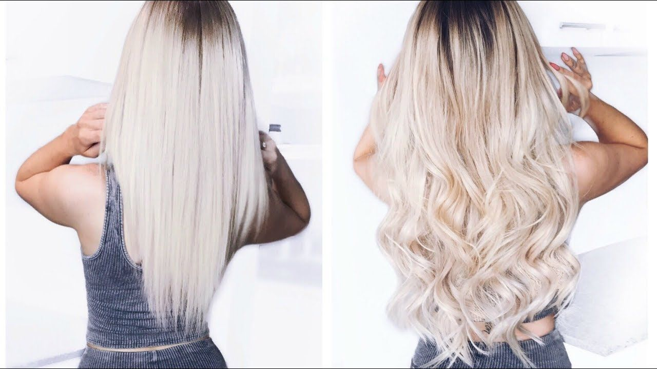 Hair Makeover Diy Tape In Hair Extensions At Home Zala Hair Hair Extensions For Short Hair Hair Makeover Tape In Hair Extensions