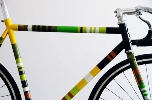 Nice frame painting | F I X I E lust | Pinterest | Bicycling and ...