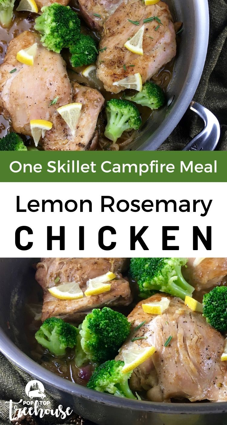 Photo of This one-skillet recipe is packed with flavor and is oh-so-e…