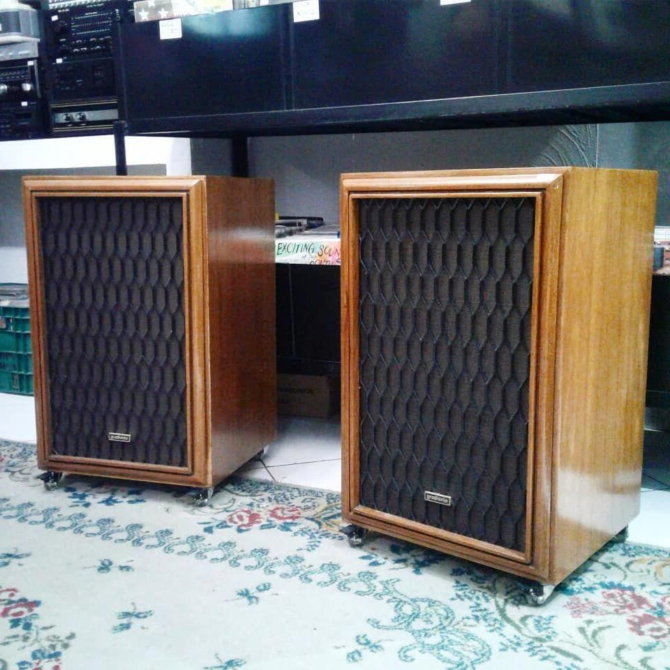 Speaker Ideas, Amplifier And Microphone - Amplifier