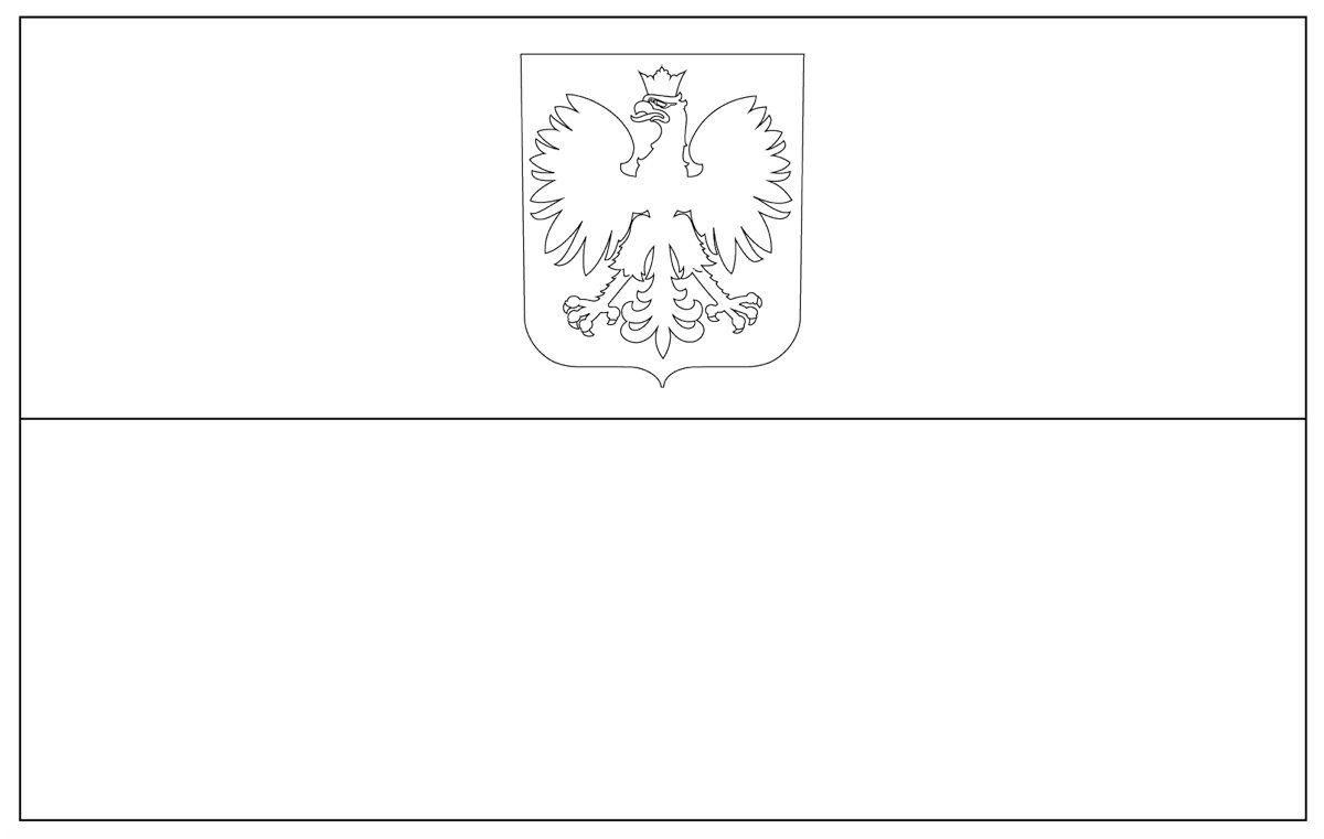 Kolorowanki Flaga Polski Kolorowanki Listopad Swieta I Pory Roku Swieto Niepodleglosci Kindergarten English Teaching English Cards
