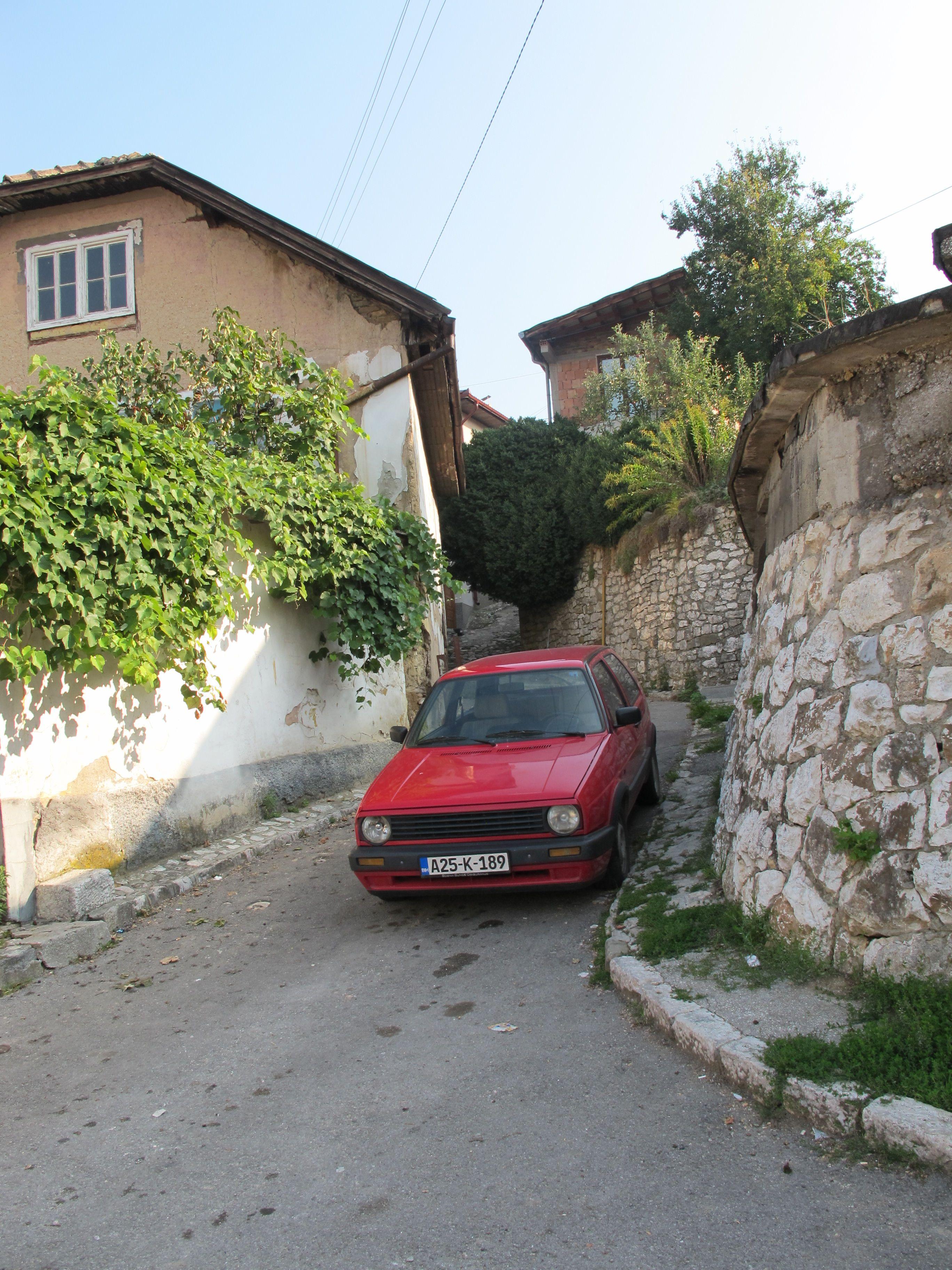 #Sarajevo
