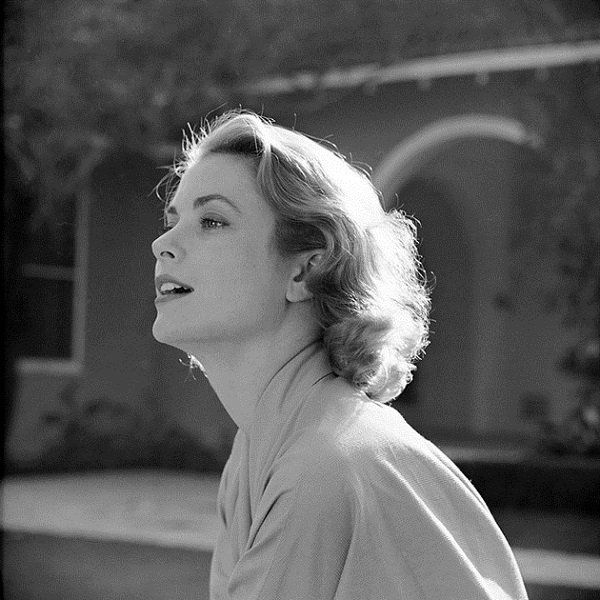 Grace Kelly / 1954 [Warner Bros. Pictures] Stock Photo - Alamy