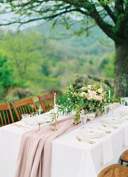 Photo of Wedding Table Decorations Peach Purple 25+ Ideas