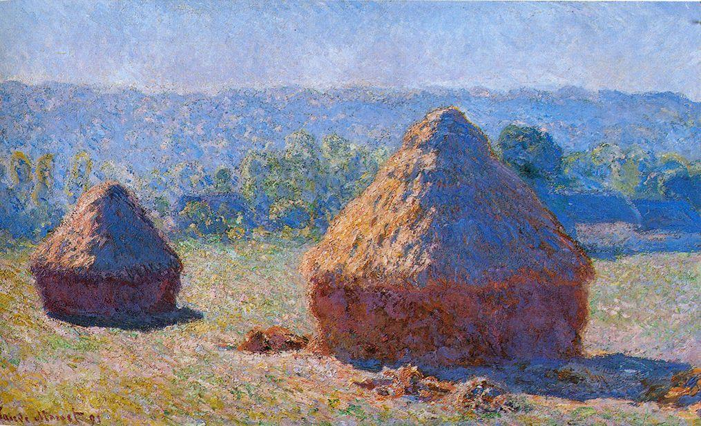 Pin on ART: Claude Monet