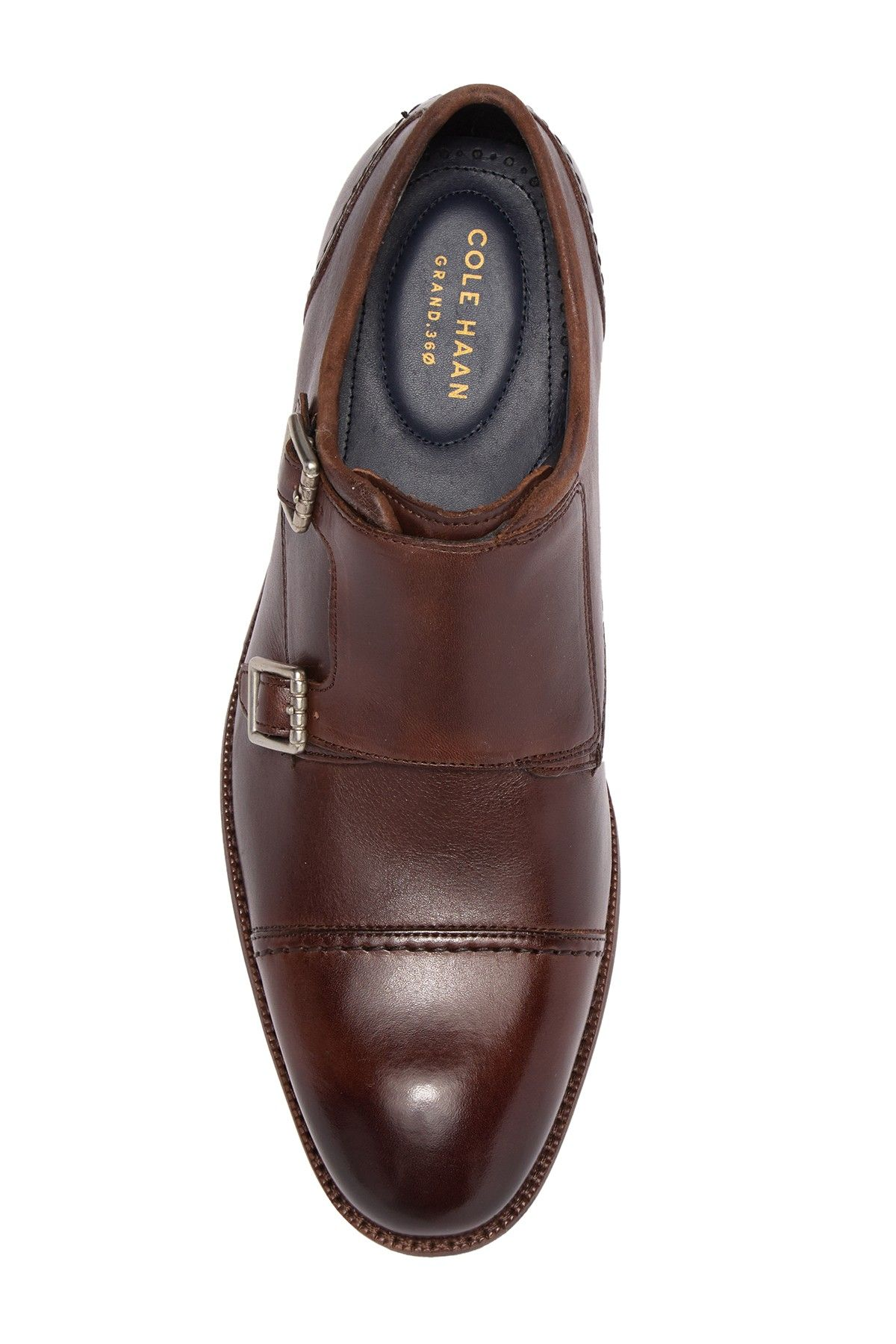 brand new matching in colour price reduced Cole Haan | Williams 2.0 Grand Monk Strap Loafer | Men's ...
