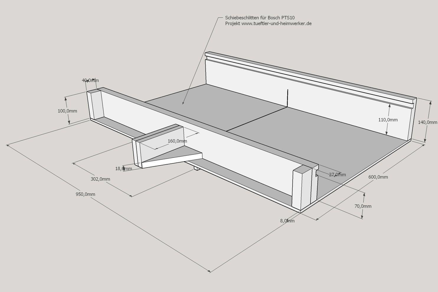 auch eine gute tischkreiss ge wie die bosch pts10 macht. Black Bedroom Furniture Sets. Home Design Ideas