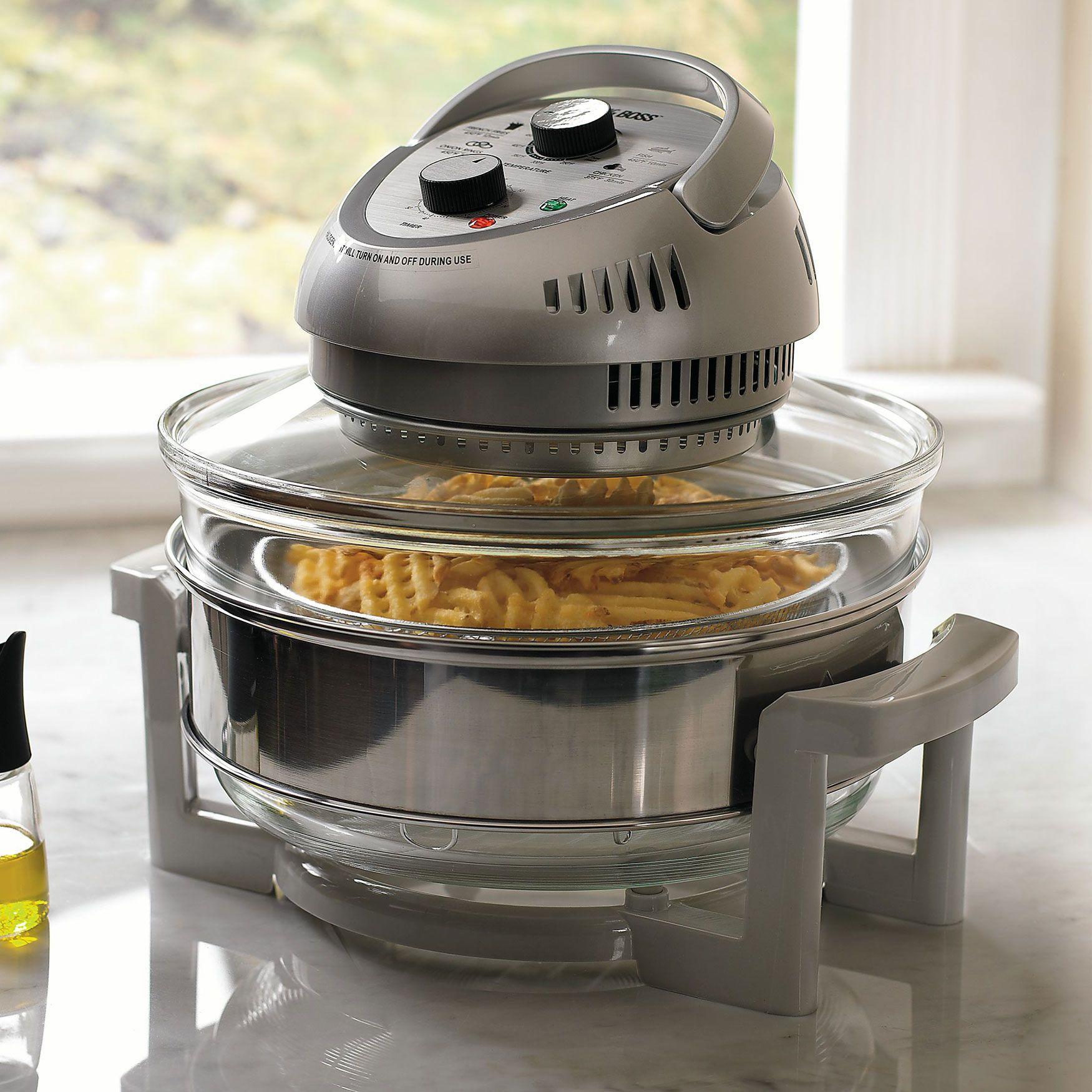 Big Boss™ OilLess Fryer Deep Fryers Brylanehome hmmmm