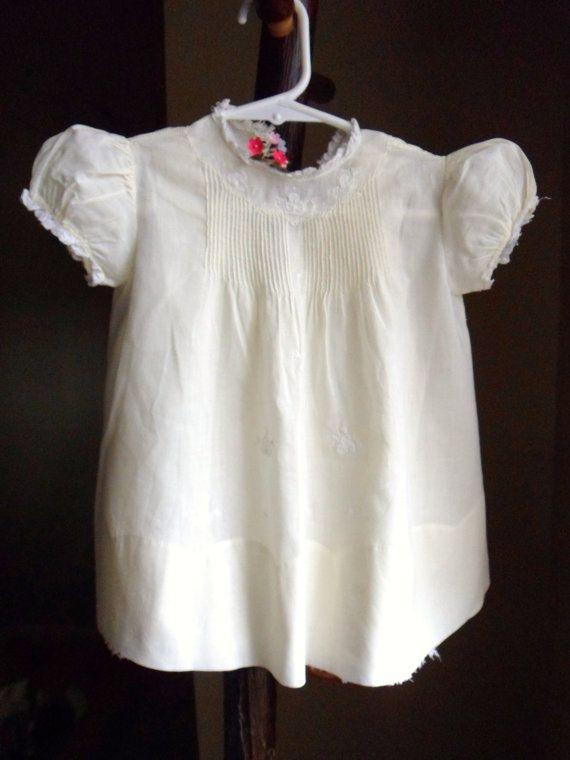 d845f984c3b1 Summer Yellow Baby Dress and Slip