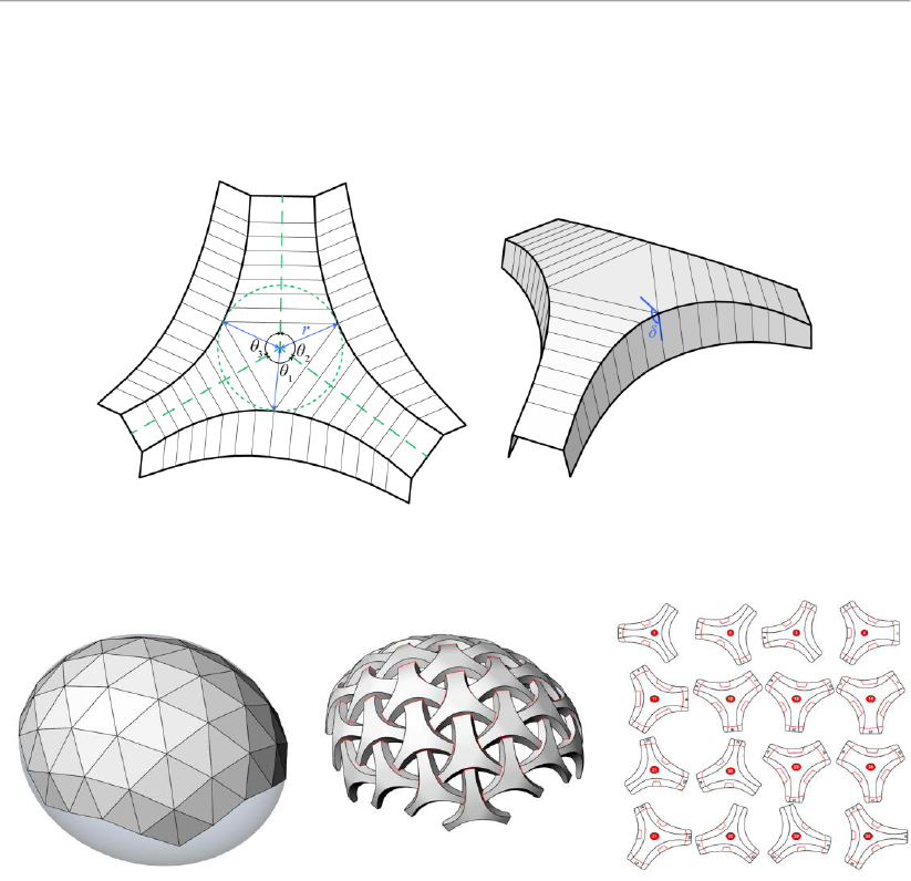 Undulatus design and fabrication of a self interlocking for Interlocking architecture concept