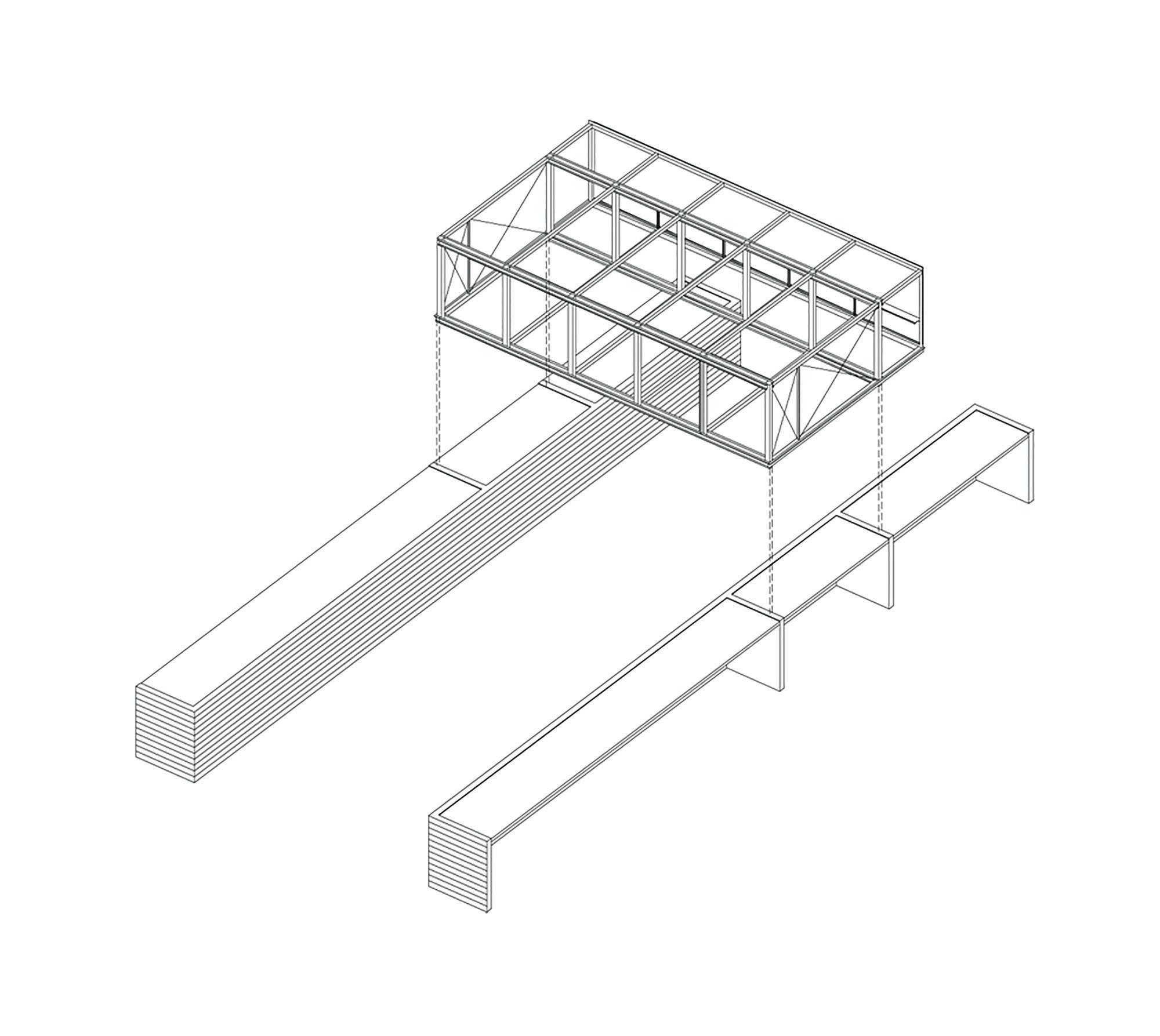 Galeria - Pavilhão Ponte / alarciaferrer arquitectos - 17