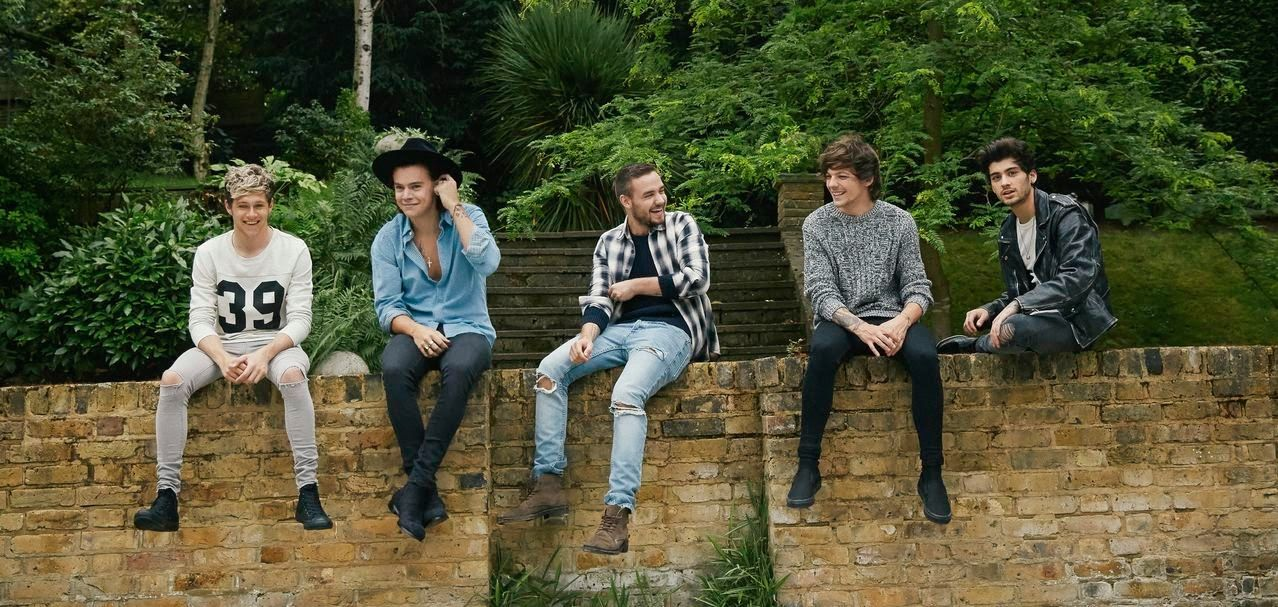 "Photoshoot One Direction ""FOUR"" One direction, One"
