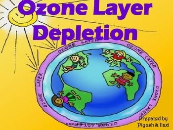 the major cause of ozone depletion is