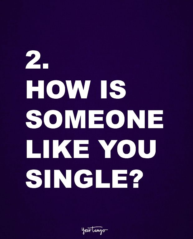 how to find out if a guy is single