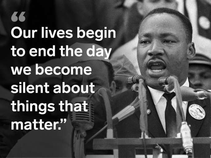 18+ Martin Luther King Jr Success Quotes