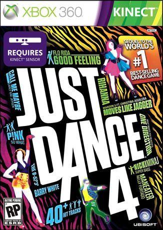 Just Dance 4 (Xbox 360 Kinect) | Walmart ca | yes | Dance