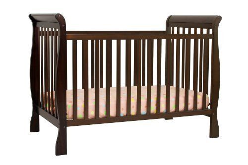 Davinci Jamie 4 In 1 Convertible Crib Espresso By Davinci Http Www Amazon Com Dp B003d3nqd4 Ref Cm Sw R Pi Convertible Crib Cribs Convertible Crib Espresso