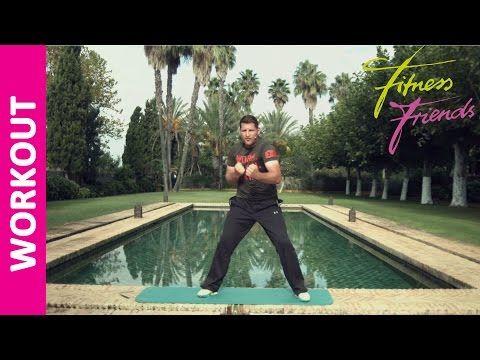 Box Dich Schlank - Workout (1) II Fitness Friends - YouTube