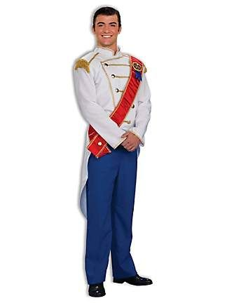 Prince Charming - Adult Costume Prince charming costume, Costumes - halloween costumes ideas men