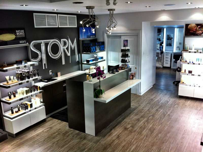Storm Hair Group St Catharines Ont Salon Ideas
