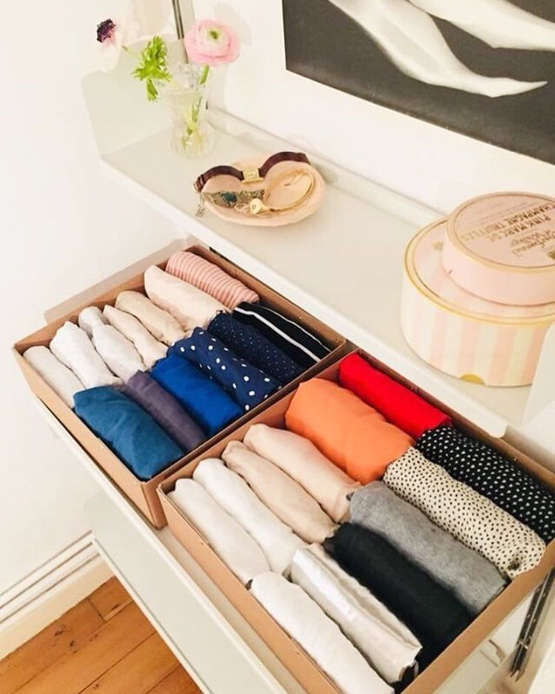 How Marie Kondo Created a Decluttering Empire is part of Drawer Organization Konmari - her book was only the beginning