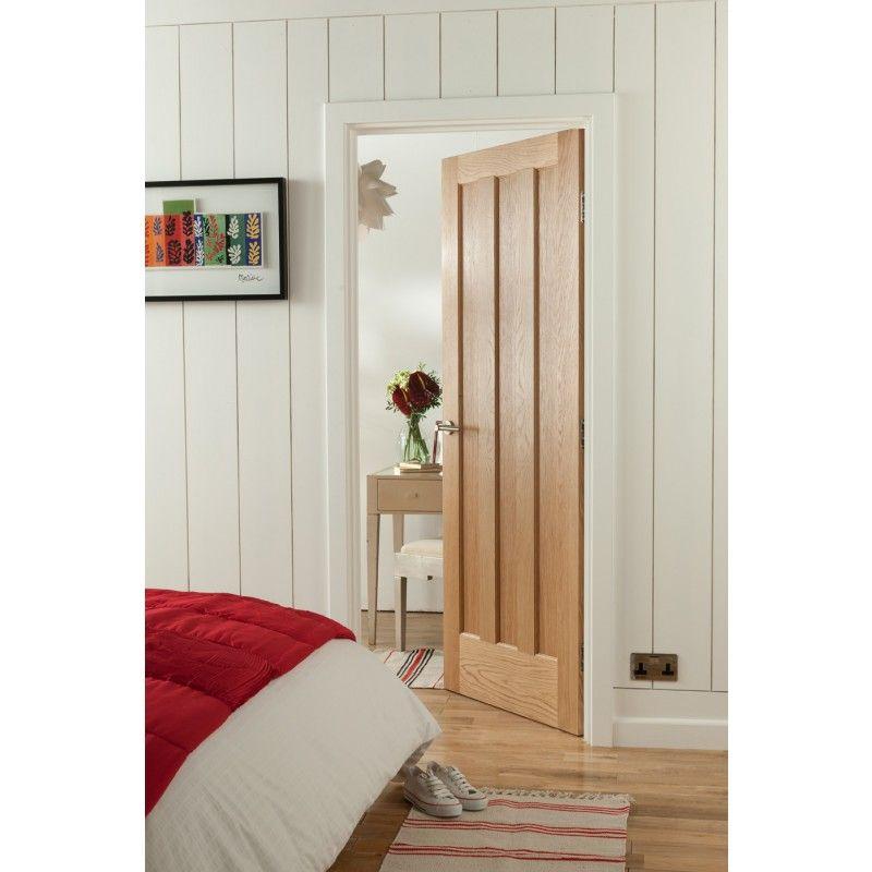 Aston Oak Door - Oak Veneer Contemporary - Internal Doors - Doors   Home is Interiors  sc 1 st  Pinterest & Aston Oak Door - Oak Veneer Contemporary - Internal Doors - Doors ...