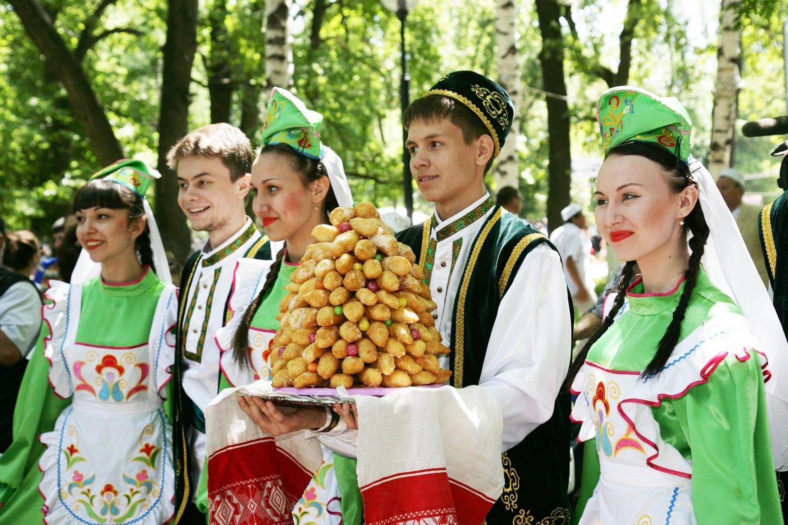 фото с татарами ленту