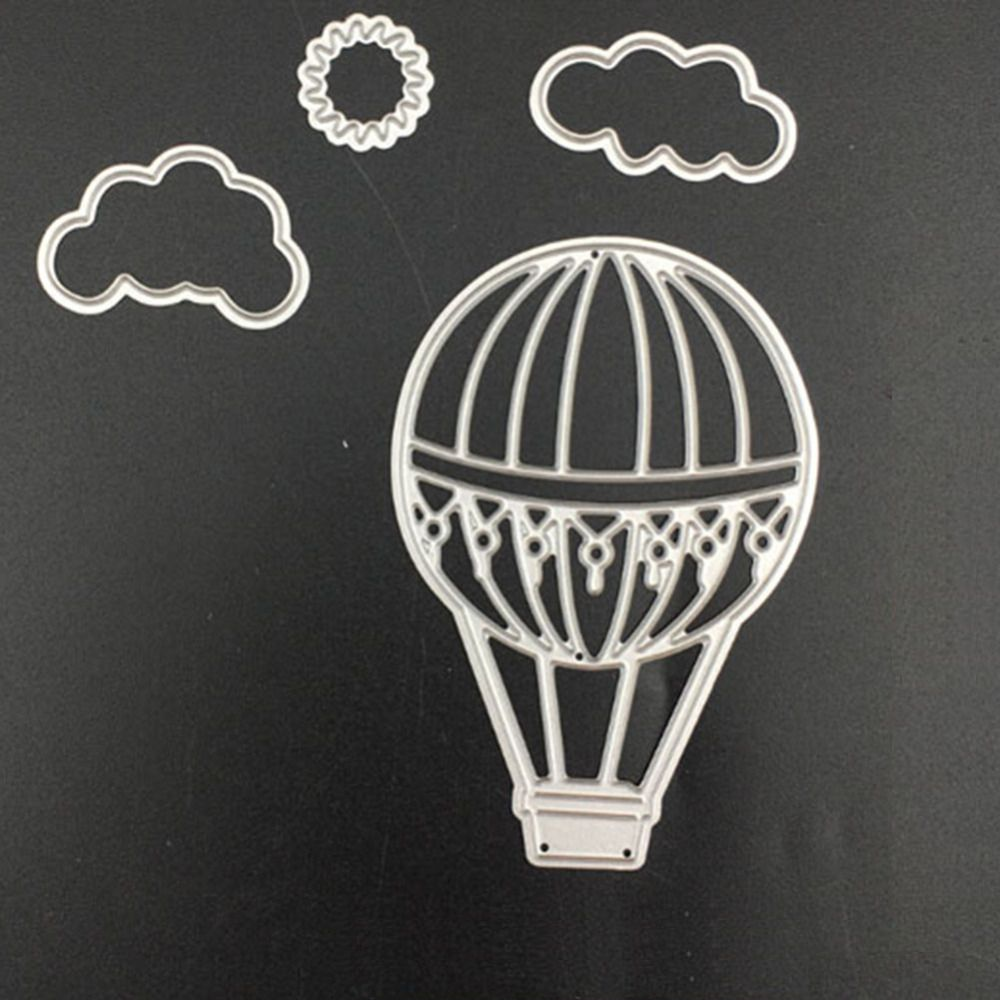 YJ4294   Z-aliexpress.com   Pinterest   Hot air balloons, Painting ...