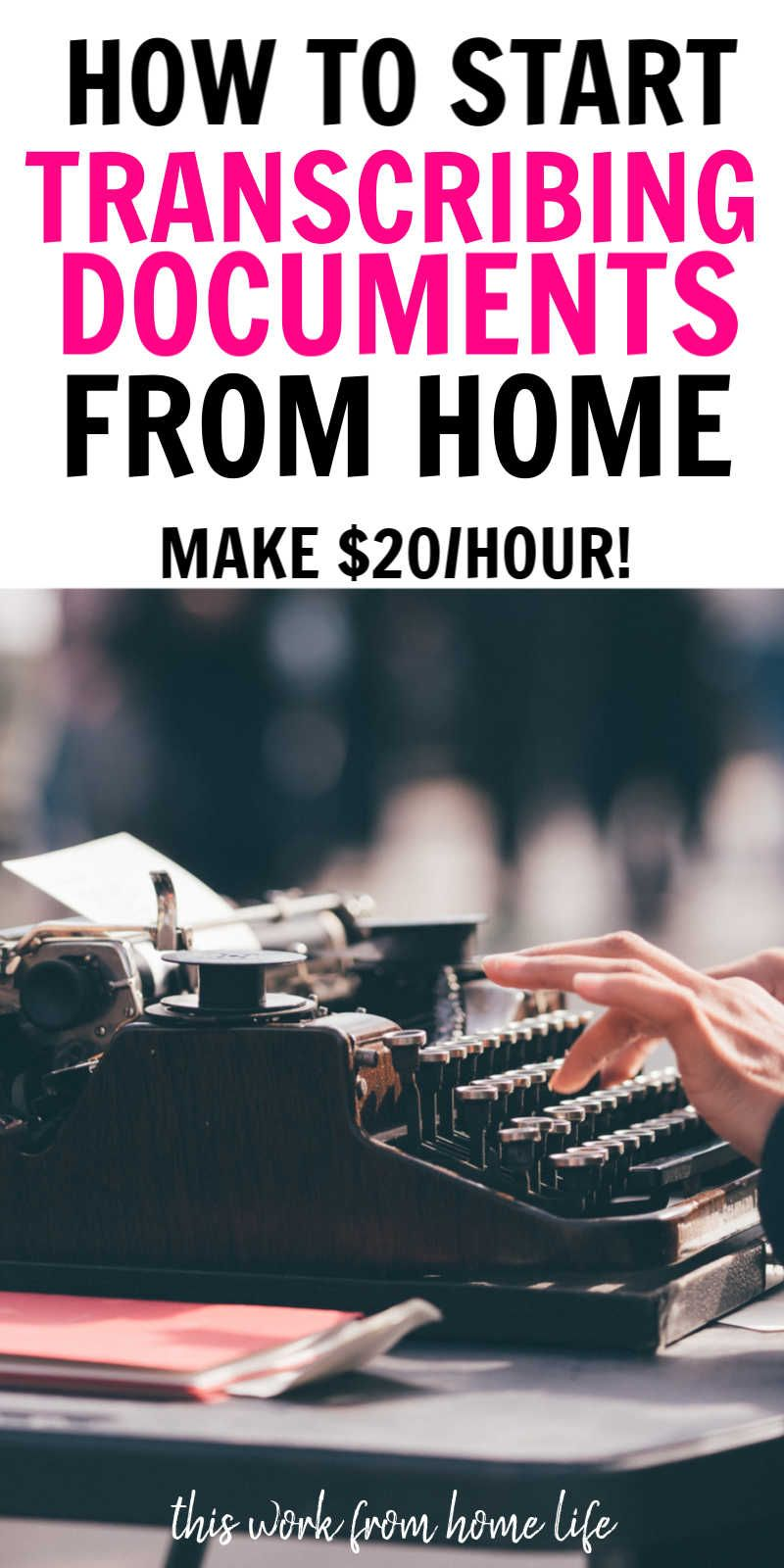 How To Make Money Transcribing At Home How to make money