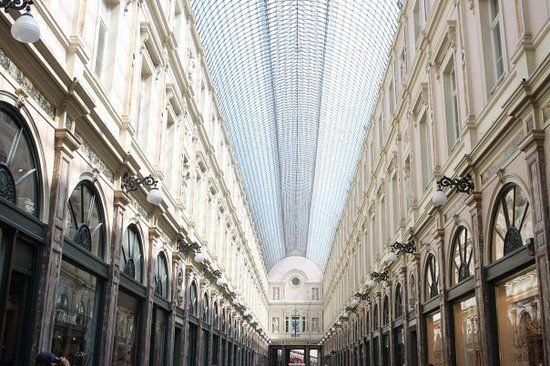 Les Galeries Royales Saint Hubert Saint Hubert Trip Advisor Brussels Travel