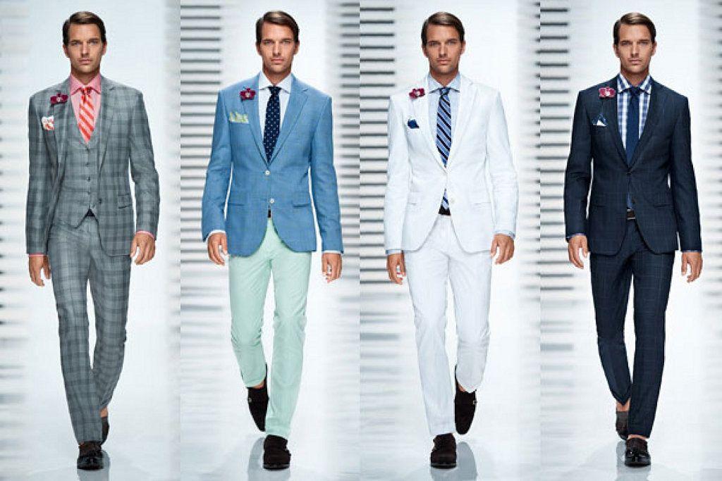 Como debe vestir un hombre para una boda enriquerico93 for Boda en jardin como vestir hombre