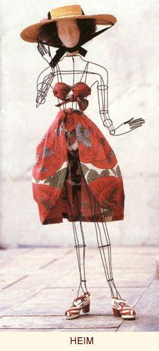 Le théâtre de la Mode. Jacques Heim. 1946