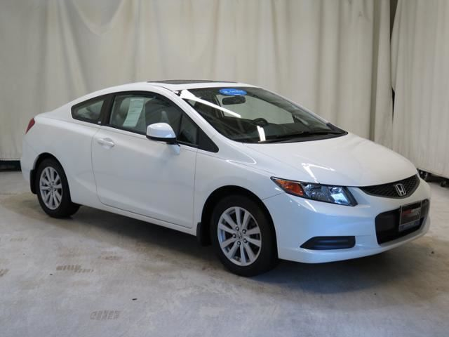 2012 Honda Civic EX L Coupe