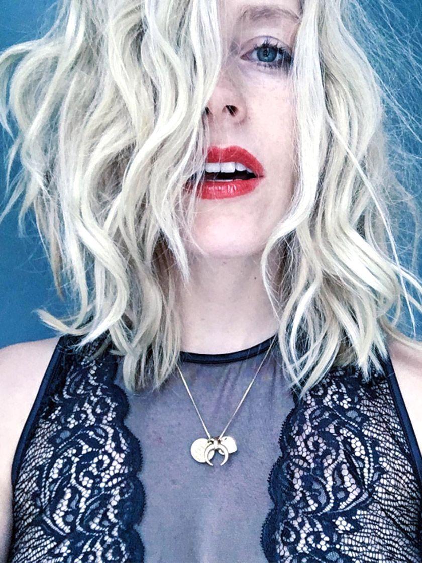 Messy Hair Frisuren Inspiration Für Jeden Tag Locken Messy