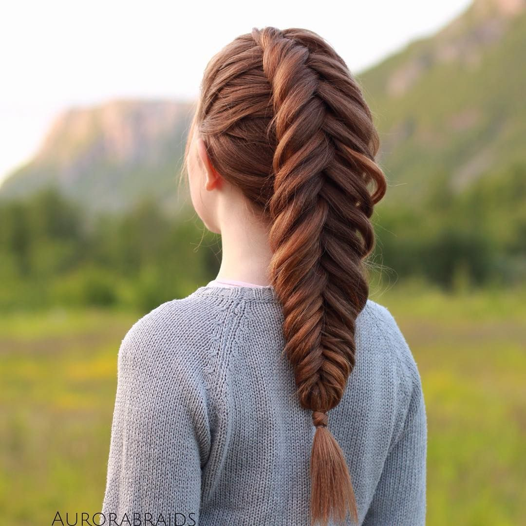 You can never go wrong with a dutch fishtail whphairplay