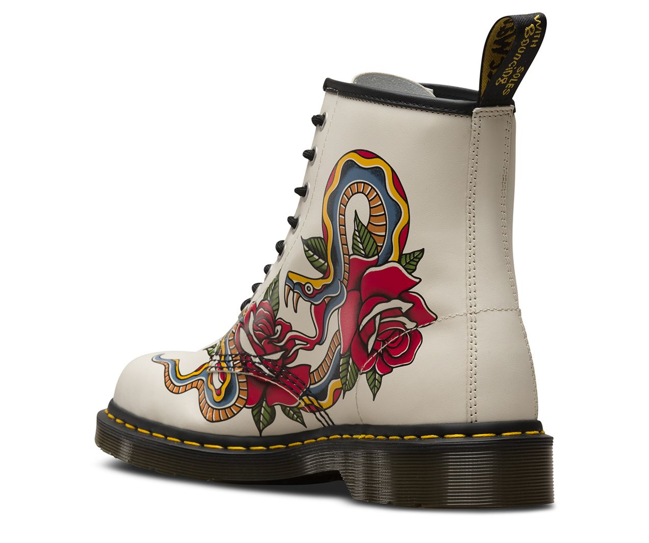 Dr Martens 1460 Tattoo Grez Whut Up Doc In 2019 Doc