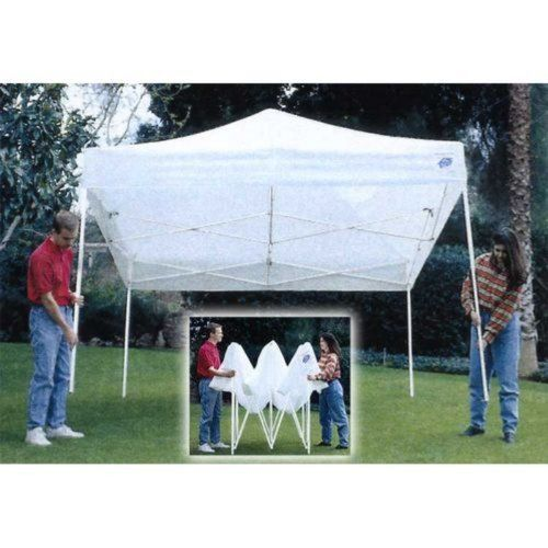 E Z Up 10 X 10 Enterprise Ii Steel Frame Outdoor Canopy Color Blue By E Z Up 479 98 Peak 11 Feet 6 Inches Canopy Outdoor Garden Canopy Outdoor Venues