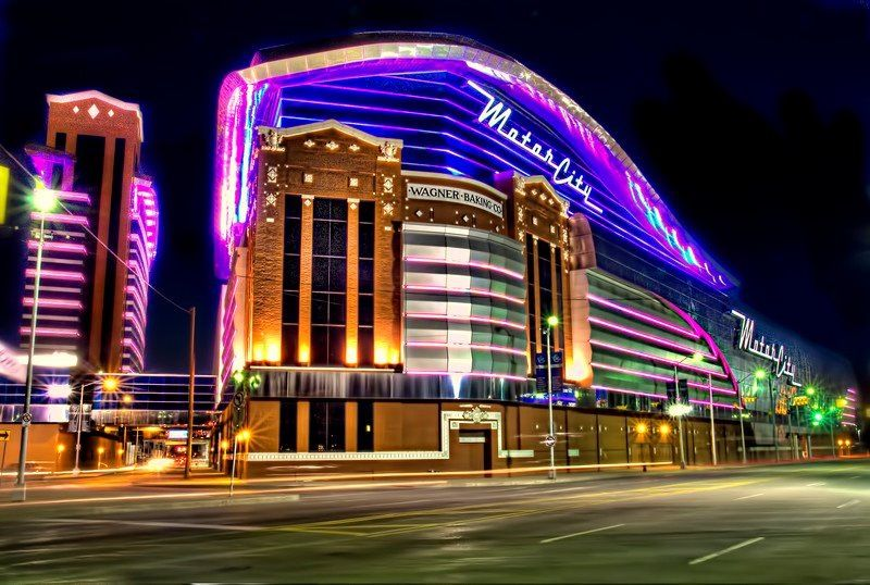 Detroit casino address casino listing online.info