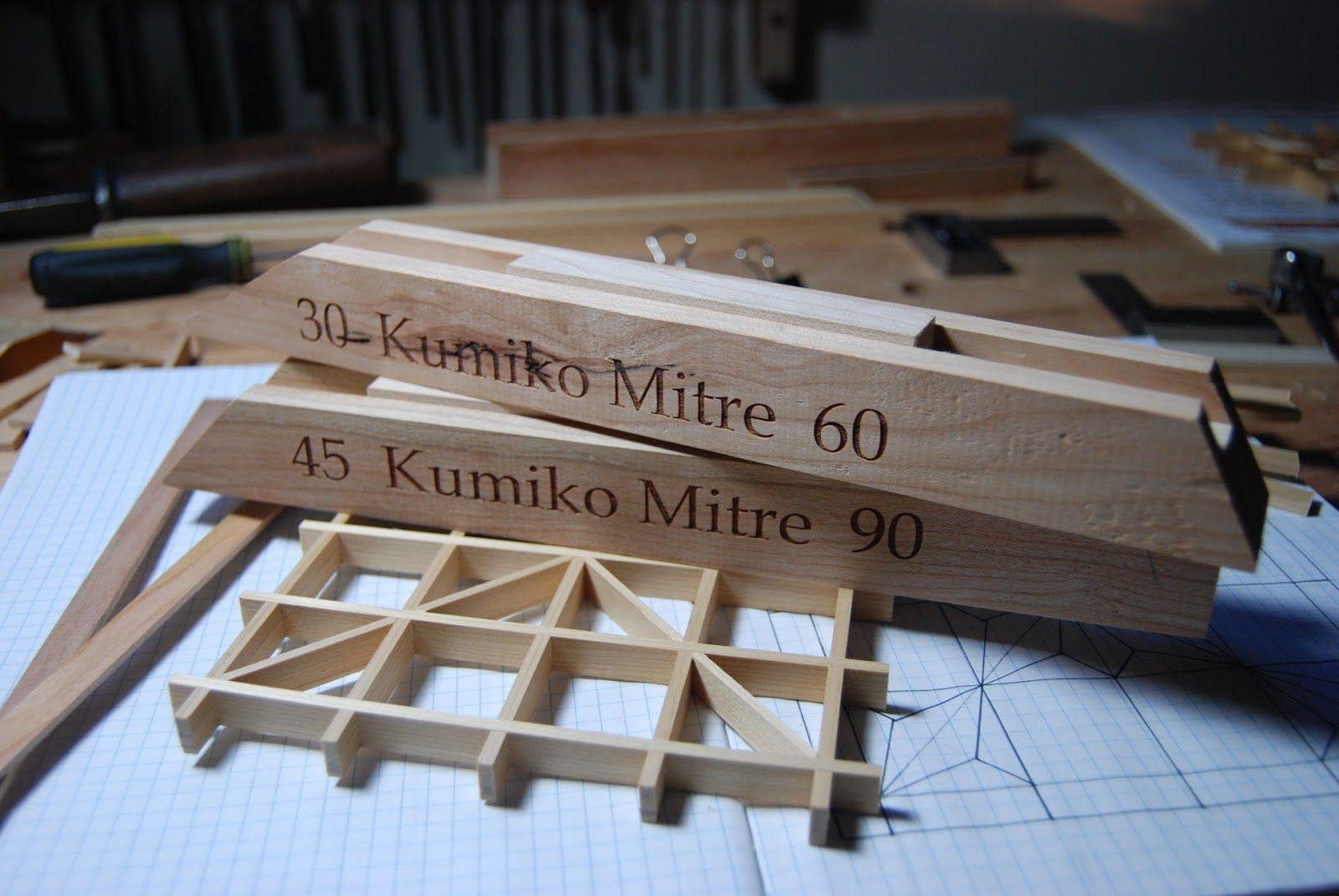 Trevor Walsh Handmade: Second Kumiko Panel