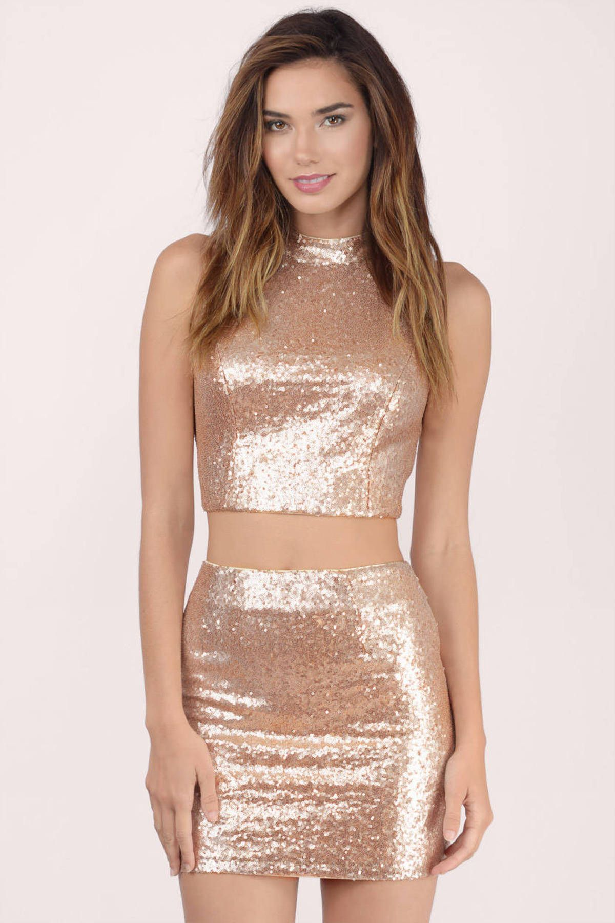 4972700d Last Kiss Sequin Mini Skirt in 2019 | Birthday outfit | Sequin mini ...