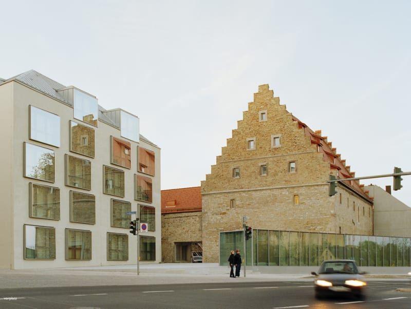 Architekten Schweinfurt bruno fioretti marquez architekten christoph rokitta