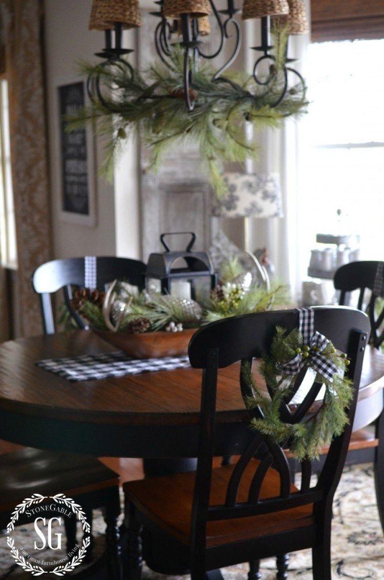 christmas farmhouse kitchen stonegable 1000 in 2020 christmas kitchen decor decor on farmhouse kitchen xmas id=55953