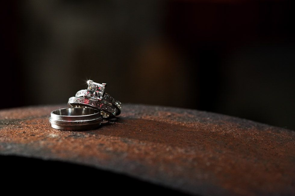 Ring Shots More Wedding Photography By Brandon Rodkewitz Hammer Gem