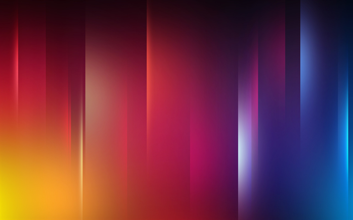 Download Wallpapers Lines Colorful Background Blur Art Material Design Besthqwallpapers Com Abstract Wallpaper Backgrounds Abstract Computer Wallpaper Hd