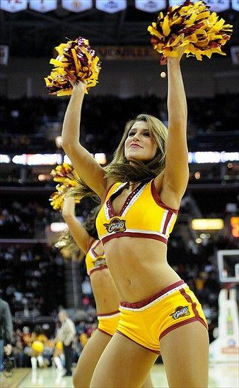 new concept 9ebfd e5f5e Cleveland Cavaliers Girls Swimsuit Calendar | Cavs Girls ...
