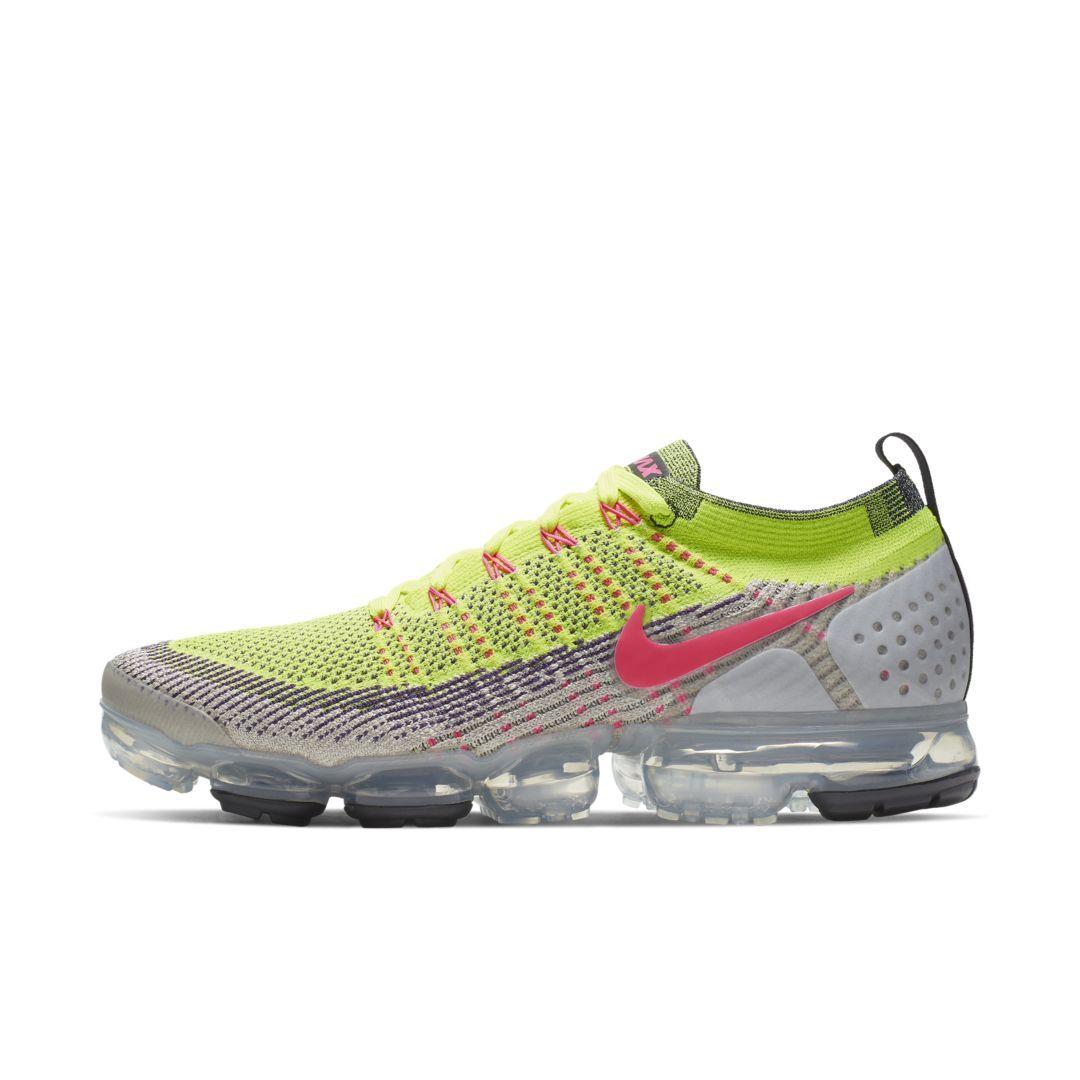 6654a23ddfb8 Nike Air VaporMax Flyknit 2 Random Men s Shoe Size 11.5 (Multi-Color ...