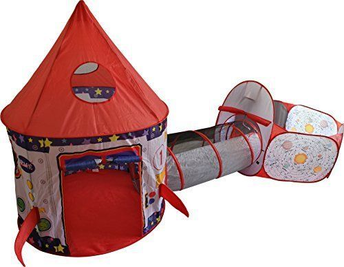 Kids Play Tent Tunnel Rocket Ship Astronaut Basketball Hoop Boys Cute Playhouse  sc 1 st  Pinterest & Kids Play Tent Tunnel Rocket Ship Astronaut Basketball Hoop Boys ...