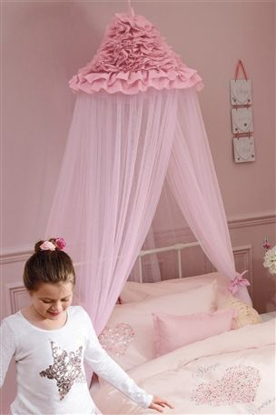 Buy Princess Canopy From The Next Uk Online Shop Childrens Bedrooms Princess Bedrooms Princess Bedroom