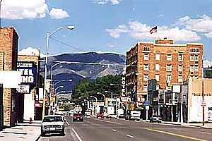 Ely Nevada Description And History From The Complete Traveler By David W