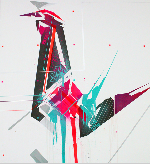 Quick Tips: Create Geometric Wall Painting Pattern | Abduzeedo Design Inspiration & Tutorials